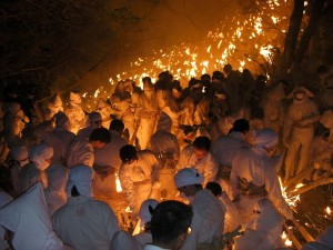 Shingu Fire Festival - Otou Matsuri